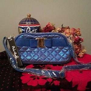 Pink haley Handbags - PINK HALEY BLUE CROSSBODY BAG