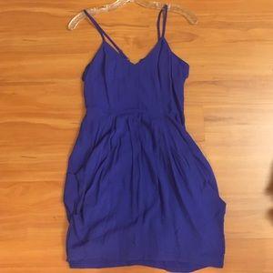 zinga Dresses & Skirts - Cutout back dress NWOT