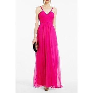 BCBG pink dress