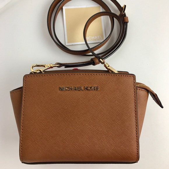 ce710e0a69f8 new zealand michael kors ava small saffiano leather satchel 2ccf8 c65c6