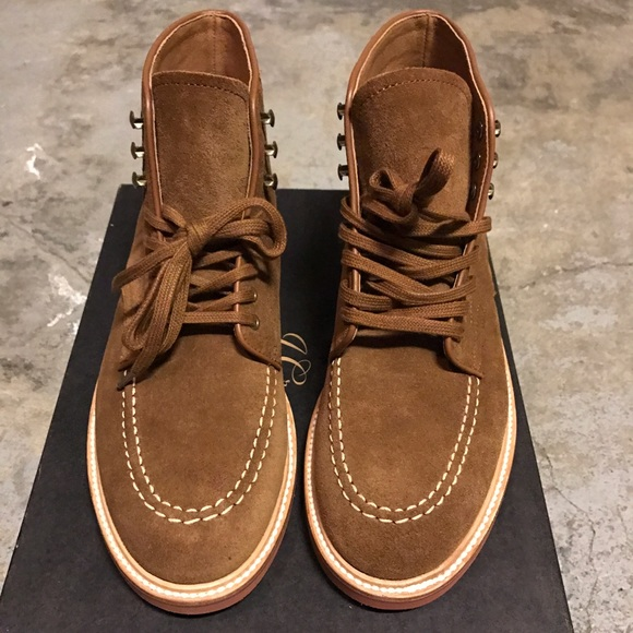 7be0a370ddb J. Crew Kenton Suede Pacer Boot Acorn NWT