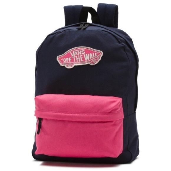 Vans Parisian Night Wild Rose Realm Backpack 1c8815d78037e