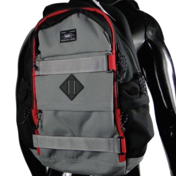 Vans 2016 Carry Jetter All Skate Backpack 4e330cc9f8de1
