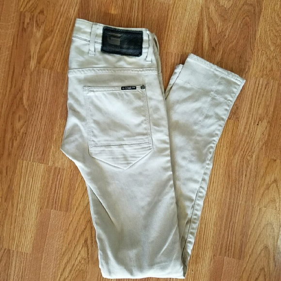 71% off gstar Denim - ❌❌SALE❌❌ G-Star Raw Denim 'dirty white ...