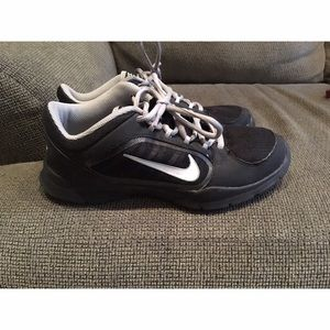 Nike Shoes - Black and grey Nike sneakers