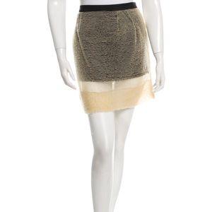 Balenciaga Textured Overlay Mini
