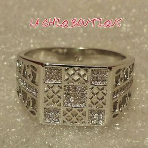 925 stamped silver ring