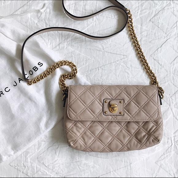 71% off Marc Jacobs Handbags - MARC JACOBS 'the Single' quilted ... : marc jacobs single quilted bag - Adamdwight.com