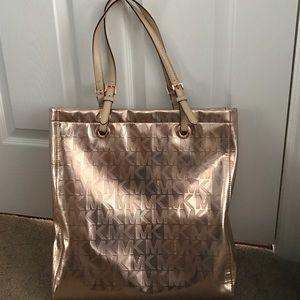 Michael Kors Metallic Bag