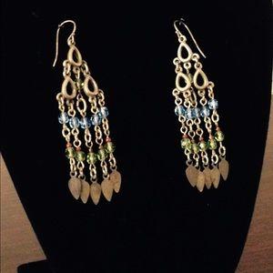 Ben-Amun Jewelry - CLEARANCE ❌❌❌Ben-Amun Glass Stoned Hanging Earring