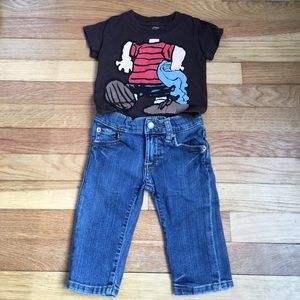 Lucky Brand Other - LUCKY BRAND DUNGAREES (INFANT)