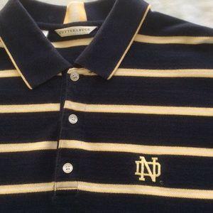 Cutter & Buck Other - Men's Notre Dame Polo Shirt.