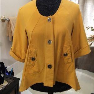 Paprika Jackets & Blazers - Trendy Fun Casual Swing Coat - Medium