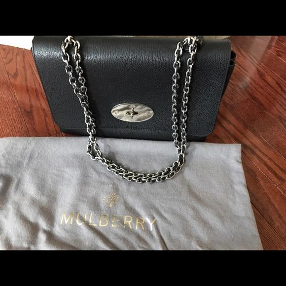 2c1d32d5c0d6 Mulberry medium lily bag. M 586d34c5c284567620196f52