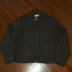 Coldwater Creek Wool Jacket