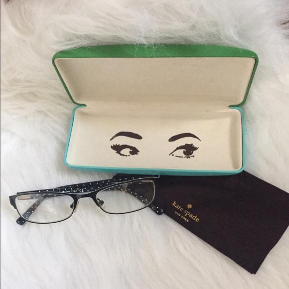 e1715775499 kate spade Accessories - Kate Spade Ambrosette metal eyeglass frames