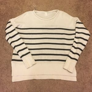 Super cozy knit sweater