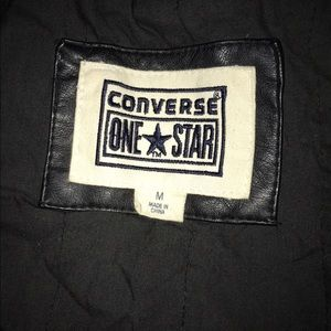 Converse Skinnjakke Menn LQA6PIzLm