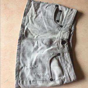 Highway Jeans Dresses & Skirts - size 3 - denim skirt