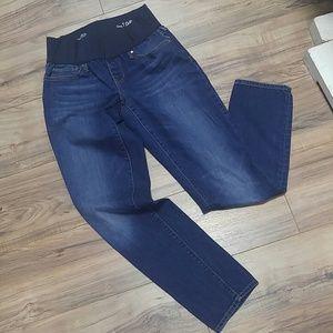 Gap Always Skinny 28/6R Maternity Jeans