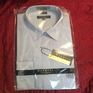 Other - Brand new marqouis slim fit  men's shirt.