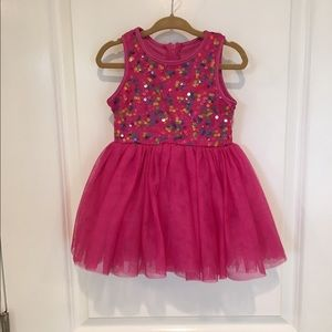 Pippa & Julie Other - *HOST PICK* Pippa & Julie Sequin Party Dress-18 mo