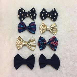 Other - Adorable Clip In Bows!