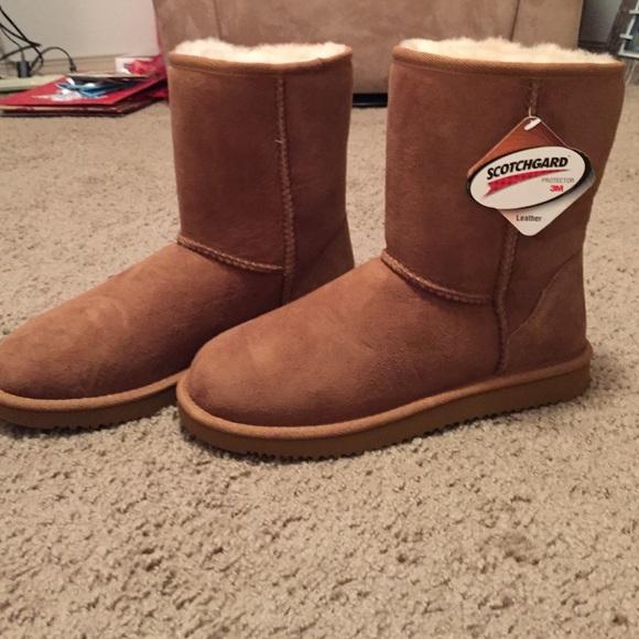 6391eeb8408 Suede/fur boots (Ugg look alike)
