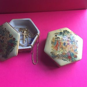 Other - Authentic Chinese Jewelry Boxes - New Year Special