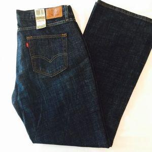 Levi's  Curvy Bootcut Jeans