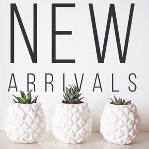 New arrivals in Boutique & my closet