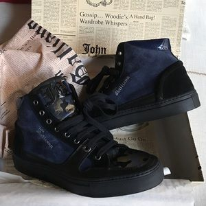 John Galliano Other - John Galliano High Top Sneaker