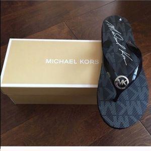MICHAEL Michael Kors Shoes - Michael kors flip flops