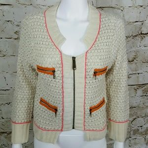 Free People Sweaters - NWT!  Free People Ivory Comb sweater