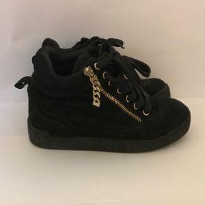 Kurt Geiger Shoes - CARVELA Kurt Geiger Suede Black Shoes