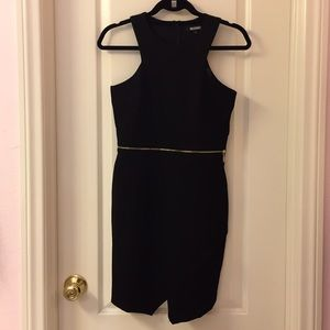 Misguided party dress
