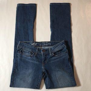Levi's Denim - Levi's Slight Curve Straight Leg Jeans