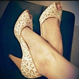 Massimo Alba Shoes - Italian leopard shoes