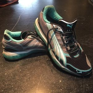 Puma work out shoes