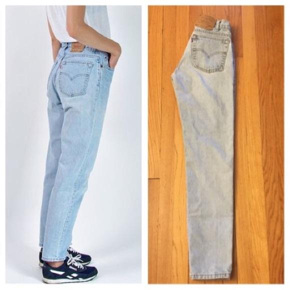 2062f517 Levi's Jeans | Vintage Levis | Poshmark