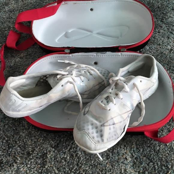 1c46d9e9c3cf Nfinity Vengeance Cheer Shoe Size 7. M 586d69a399086aac79000fca