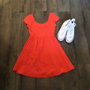 Mossimo Orange Dress