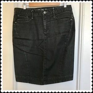 Earnest Sewn Dresses & Skirts - Earnest Sewn jean skirt