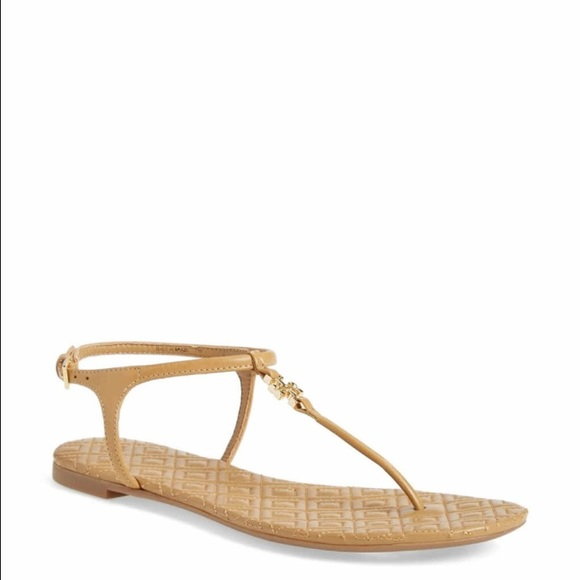 646fc268b34 Tory Burch Marion Quilted Leather Sandals