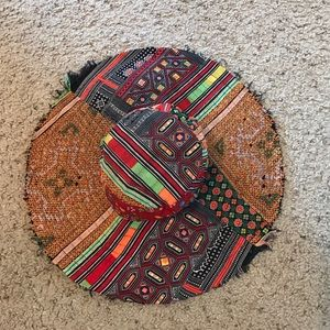 Accessories - Hill Tribe Thailand Hat