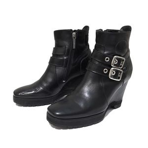ICON Shoes - ❤️ ICON Hella Riding Boots in Black Size 6.5