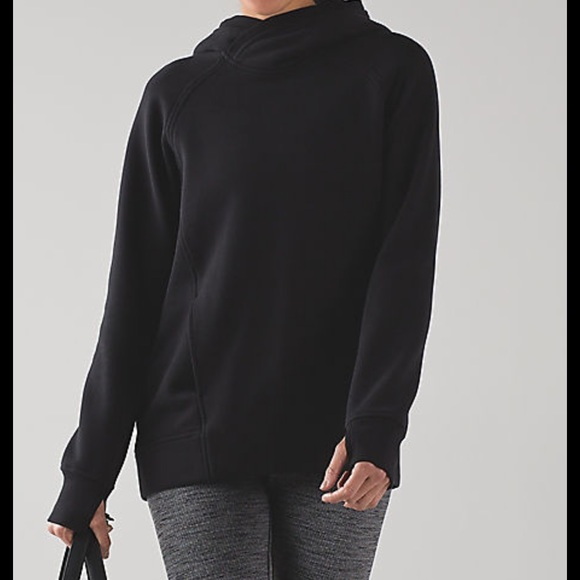 51% off lululemon athletica Tops - NWT Lululemon Fleece Please ...