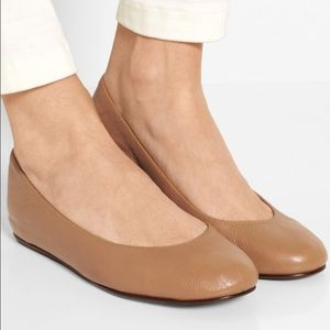 Lanvin Shoes - Tan Lanvin flats