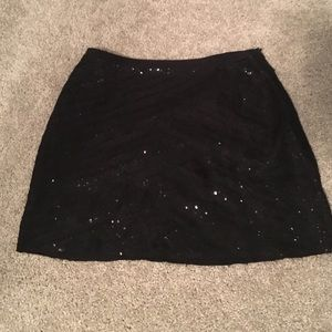 Chan Luu Dresses & Skirts - Chan Luu black sequin skirt