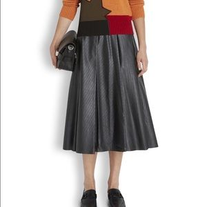 J.W. Anderson Dresses & Skirts - J.W. Anderson pleated skirt